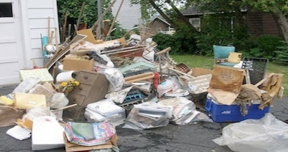 removal of residential junks service in New Jersey
